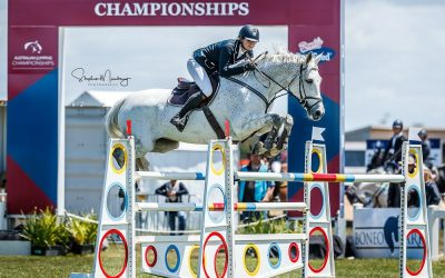 The cream of Australian showjumping are coming!!!!